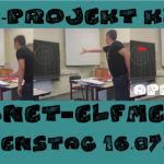 Magnet-Elfmeter plakat